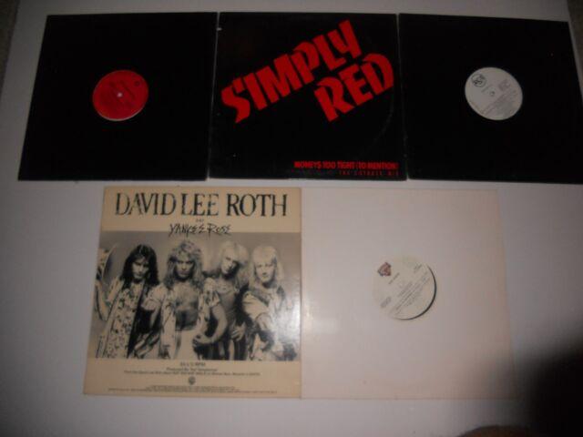David Lee Roth, Simply Rose, Rick Astley, Paul Simon 12