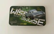 Disney Cars 2 Wise And In Disguise Pencil Tin NEW