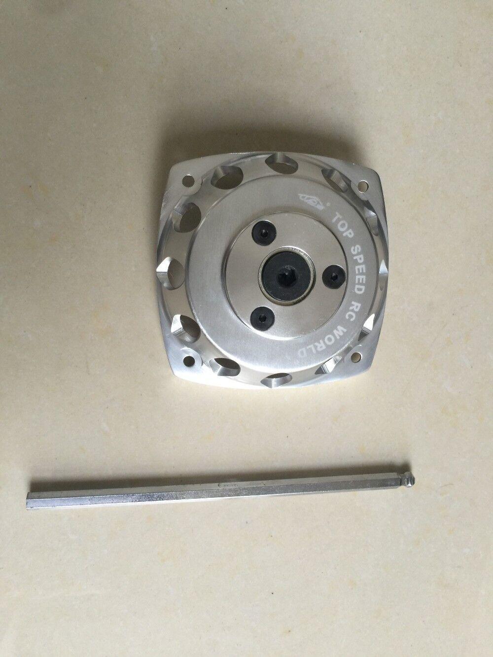 Metal Roto Starter fits Chung Yang Zenoah Engine for HPI FG Losi Rovan KM 5B