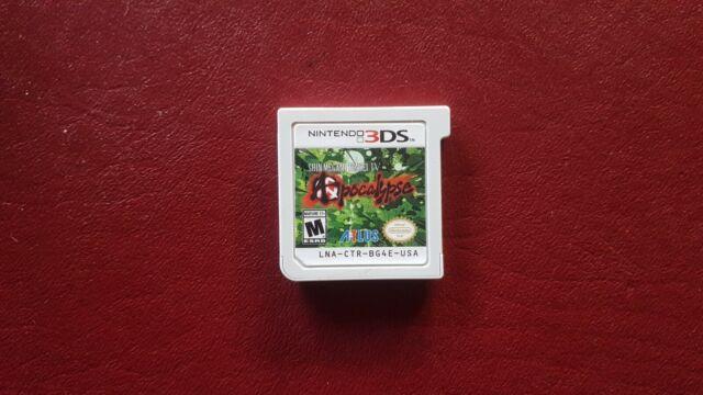 Shin Megami Tensei IV: Apocalypse (3DS cart only)