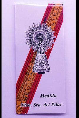 Bandera España ENVIO GRATIS... 1 Cinta de la medida de la Virgen del PILAR