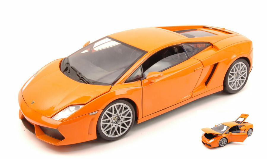 Lamborghini Gallardo LP560-4 2008 Orange 1 18 Model MOTORMAX  | Feine Verarbeitung