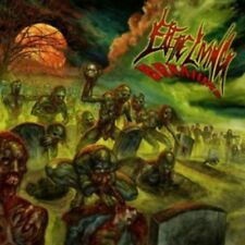 """Eat The Living """"More Braaiiins"""" CD [FEMALE FRONTED GORE DEATH/GRIND FROM USA]"""