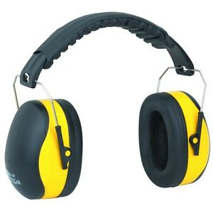 Ear Muff Hearing Safety Noise Protector Soundproofing Noise Shooting  Work