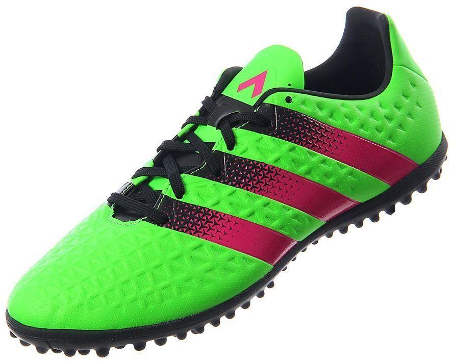 adidas ACE 16.3 Primemesh Turf TF Grün / pink/schwarz 11 af5260 SZ 10 10.5 11 pink/schwarz 758592