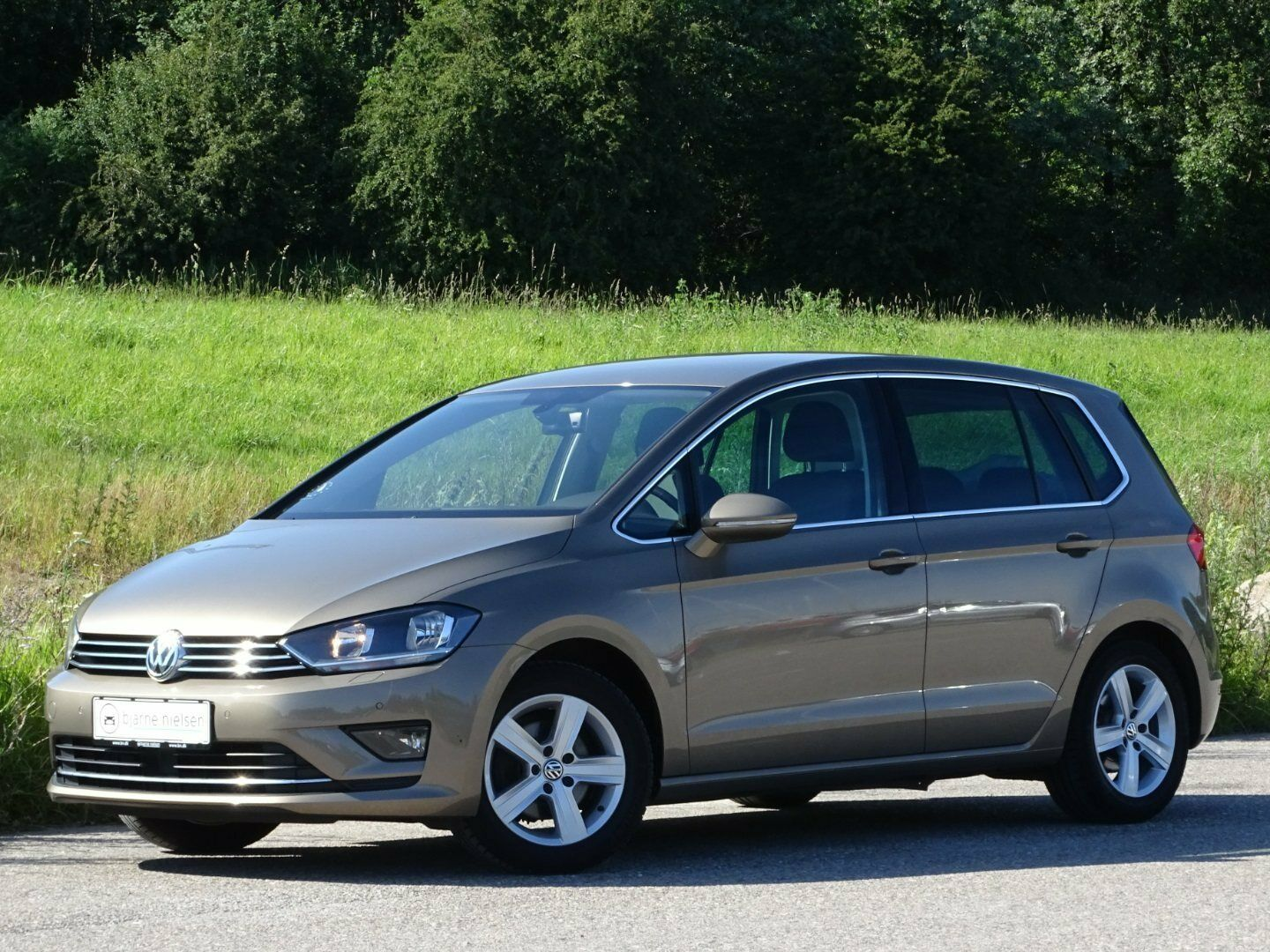 VW Golf Sportsvan 1,4 TSi 150 Highline DSG BMT