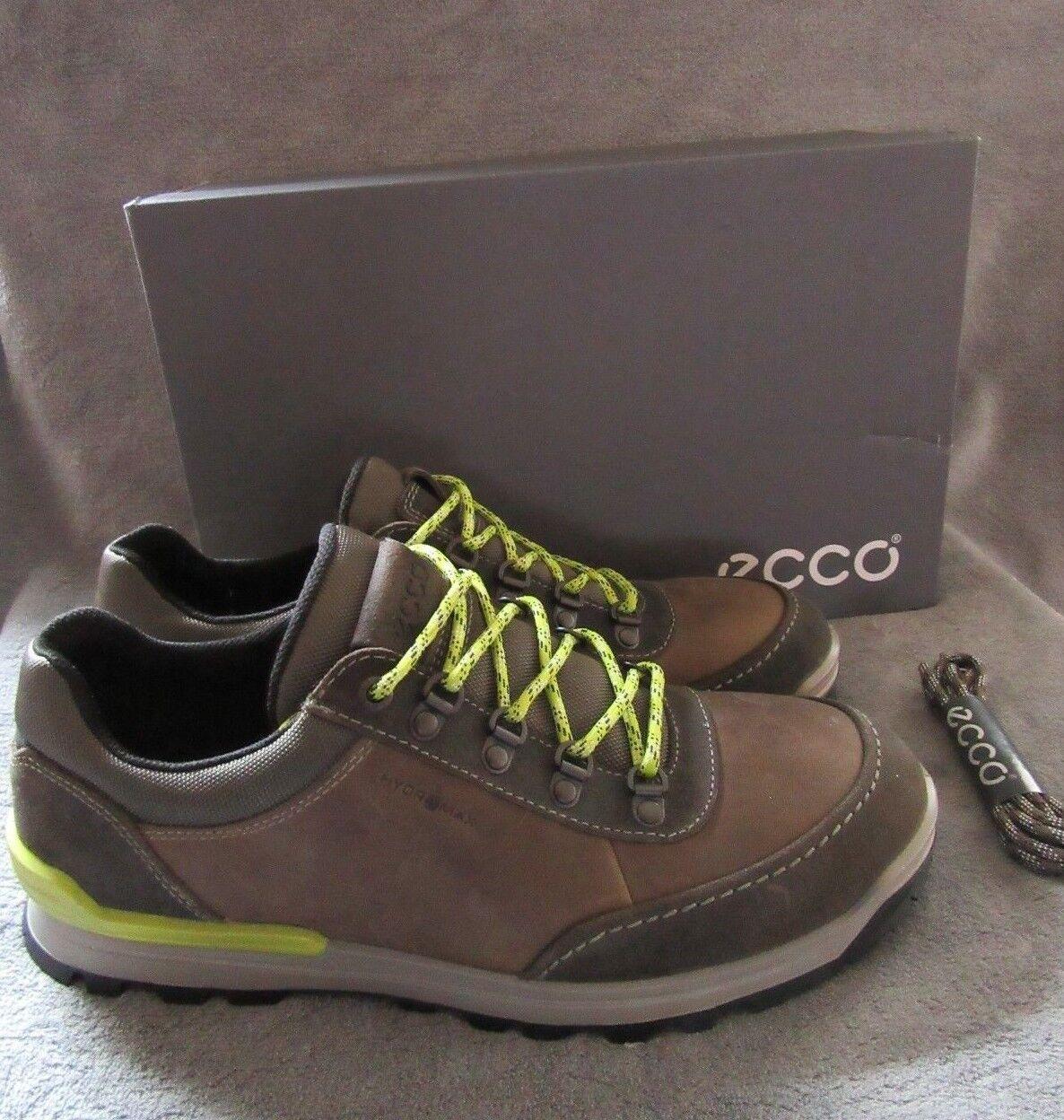 abbac966487 ECCO Sport Oregon Oregon Oregon Tarmac Leather Retro Sneaker shoes US 10 -  10.5 M EUR. By CONVERSE CT CDG OX CHUCK TAYLOR COMME DES GARCONS ...