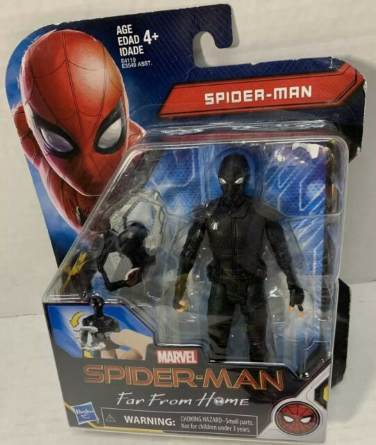 """Marvel 6"""" SPIDER-MAN fern der Heimat Actionfigur Stealth Anzug Spiderman"""