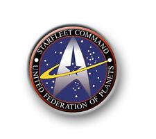 Star Trek Star Fleet Insignia Pin Badge NEW