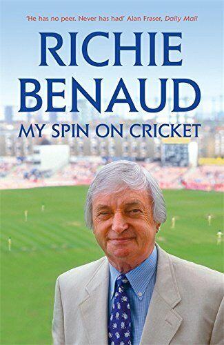 My Drall auf Cricket von Benaud,Richie,Gut Gebraucht Book (Taschenbuch) Freie &