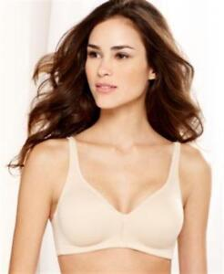 d4734e7a99758 NWTD Warner s Elements of Bliss Foam Contour Wire-Free Bra 2003 ...