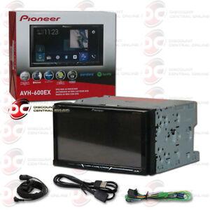 PIONEER-AVH-600EX-7-034-2DIN-TOUCHSCREEN-CAR-CD-DVD-STEREO-BLUETOOTH-amp-PANDORA