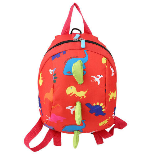 Toddlers Kids Harnesses Anti Lost Link Comfortable Lovely Backpack Child Leashes
