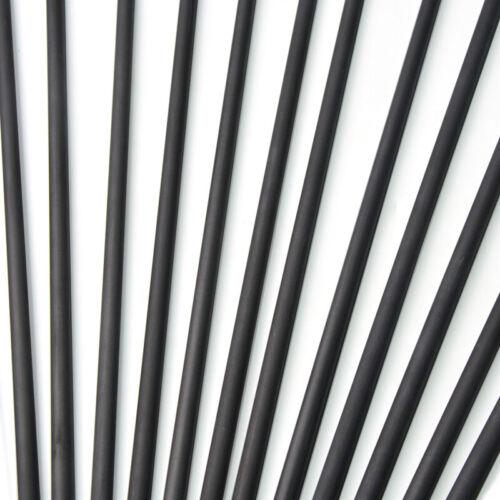 30 Zoll Reine Carbon Pfeilschaft SP400 Carbonpfeil Schaft Bogenschießen Jagd DIY