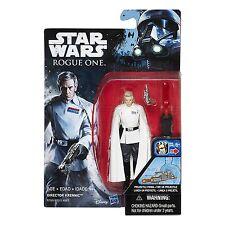 Star Wars Nuevo Rogue una ola 2 director krennic Moc cardada Figura de Acción R1 RO