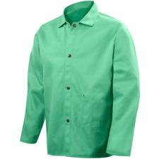 Steiner 30 Green Welding Welder Fire Retardant Jacket Size 4x 1030 4x 4 Xl New
