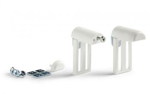 Pince Support Pour Stores D/'et Double-Stores d/'Blanc Universel