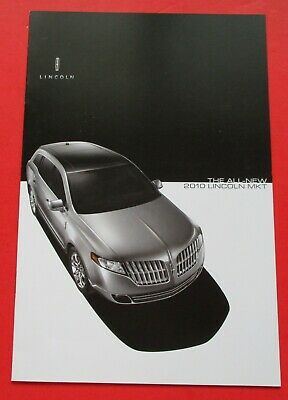 Car & Truck Manuals Other Car Manuals 2010 Lincoln MKX 26-page ...
