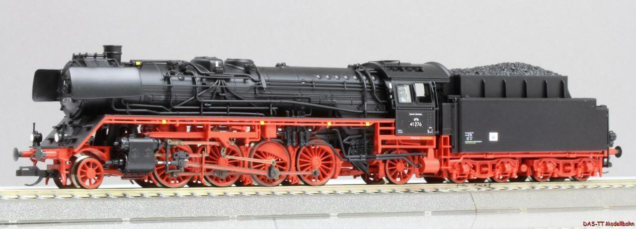TT Steam Locomotive BR 41 276 DR Ep. III ESU Sound NEW