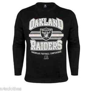 La imagen se está cargando Majestic-Athletic-Para-Hombre-Oakland-Raiders -fredline-Sudadera- 0b594878364