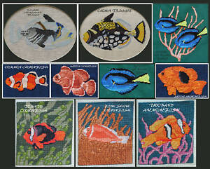 SALT-WATER-FISH-COUNTED-CROSS-STITCH-PATTERNS