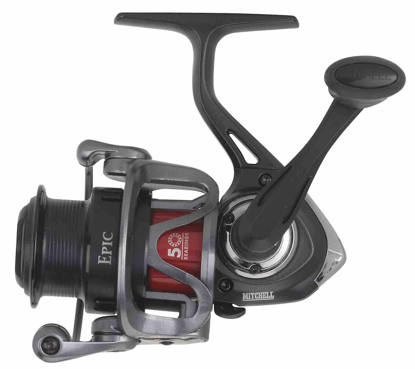 Mitchell New Spin Epic FD Spinning Fixed Spool PROTator Fishing Reel - All Größes