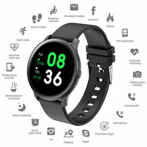 Details about KOSPET Magic Smart Watch Sport Blood Pressure Heart Rate  Monitor for iOS Android