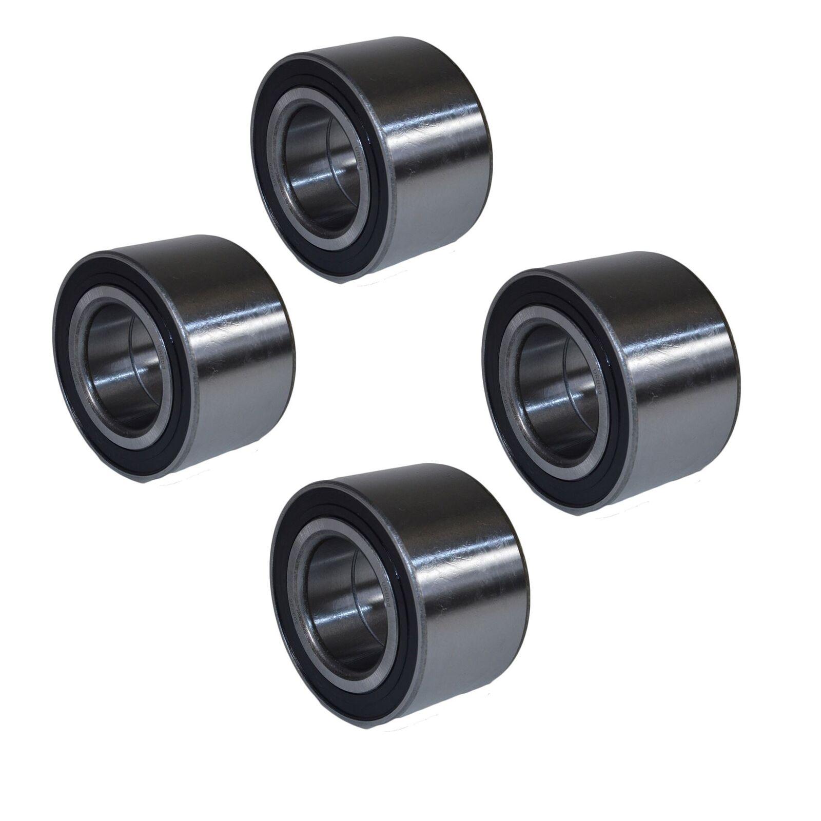 4 Moyeu de roue étanche du roulement à billes ALKO KNOTT Compact ID34 x de64 x