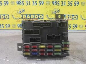 SCATOLA-FUSIBILI-Alfa-Romeo-Alfa-156-116-1997-gt-2-4-JTD-Distinctive-2-4-Ltr