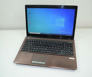 "ASUS x53s Intel Core i5-2430m @ 2,40ghz, 6gb di RAM, HDD 500gb, 15,6"" TFT"