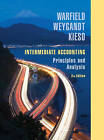 Intermediate Accounting: Principles and Analysis: WITH 3M Annual Report by Fred Pries, Terry D. Warfield, Jerry J. Weygandt, Donald E. Kieso (Hardback, 2008)