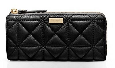NWT Kate Spade New York  Whitaker Place Nisha Black Wallet