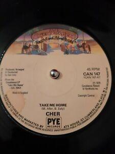 Cher-Take-Me-Home-vinyl-amp-Single-1979