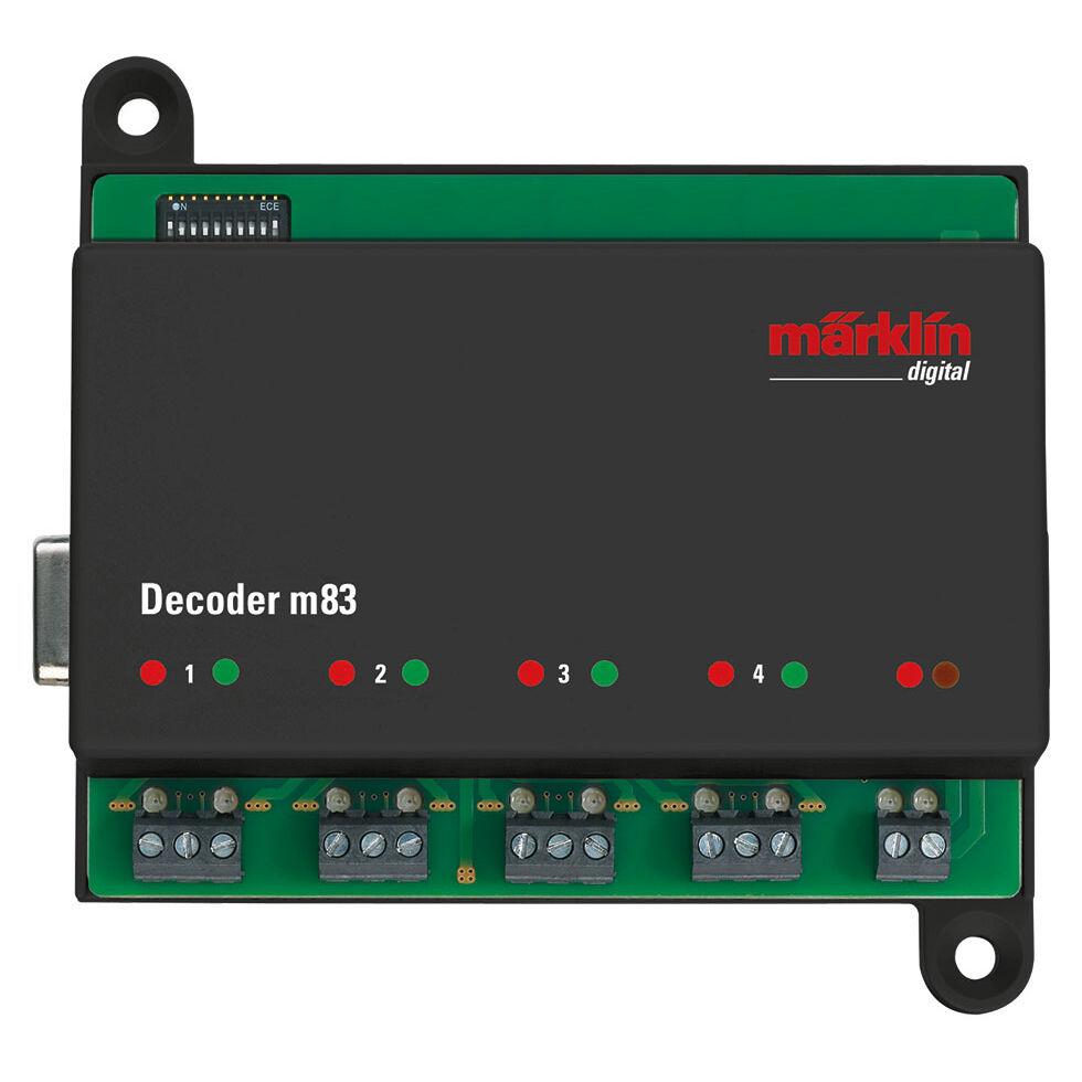 Märklin 60832 decoder m83 MFX-capace + + NUOVO & OVP + +