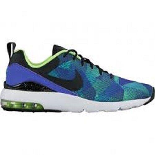 SZ 9 Men's Nike Air Max Siren Print Running Training shoes 749815-503 bluee