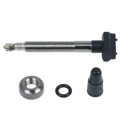 """!Bicycle Tubeless Tire Valve 2.36/"""" Alloy Stem Brass Core For Mountain Road BF27"""