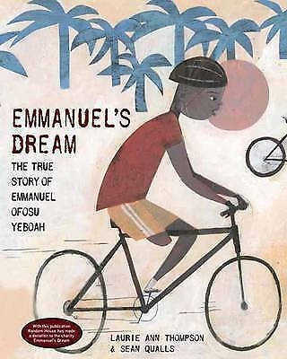 1 of 1 - Emmanuel's Dream: The True Story of Emmanuel Ofosu Yeboah, Very Good Condition B