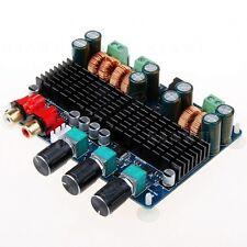 2.1 Channel TPA3116 50W+50W+100W Digital Subwoofer Amplifier Board 12V-24V Power