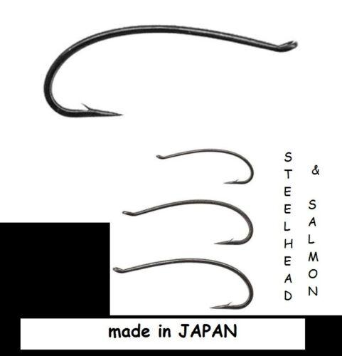 heavy iron 7999 Bartlett Classic Salmon Steelhead Fly Hooks