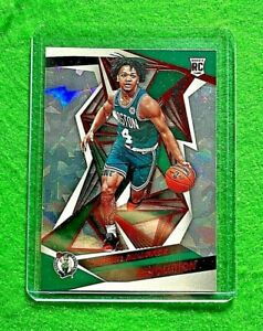 CARSEN-EDWARDS-PRIZM-ROOKIE-CARD-CELTICS-2019-20-Panini-Revolution-NEW-YEAR-RC