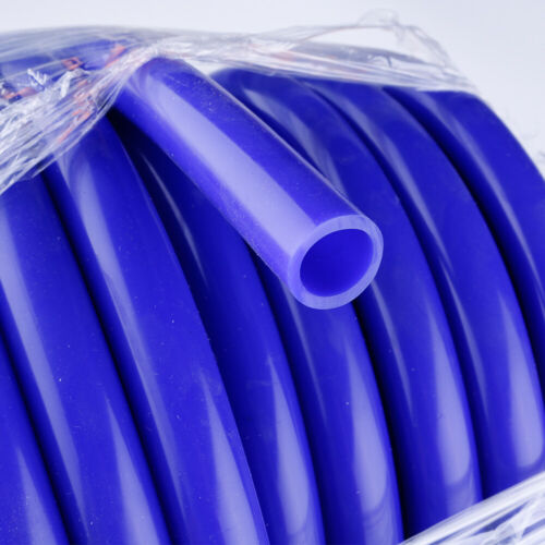ID:10mm //OD:16 mm air Silicone Vacuum Tube Hose Silicon Tubing Blue 3.3ft 1M