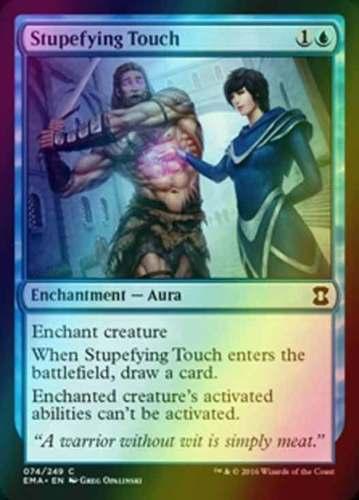 FOIL DISENCHANT X4 Iconic Masters Magic MTG MINT CARD
