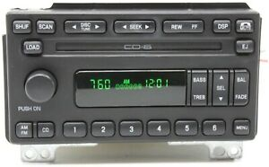 2001-2004-Ford-Explorer-Radio-Stereo-6-Disc-Changer-Cd-Player-3L2T-18C815-FB