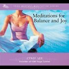 Meditations for Balance and Joy by Cyndi Lee (CD, Apr-2004, Relaxation Music)