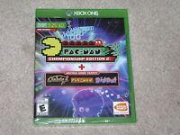 Pac Man Championship Edition 2 + Arcade Game Series..xbox One..sealednew