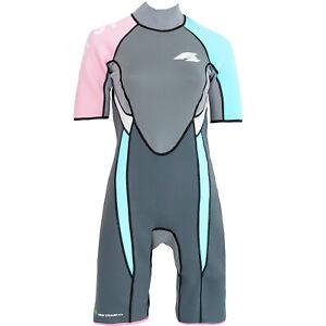 Jobe Impress S-Flex 2.5//2.0 Lady Neo Shorty Neopren Wakeboard Kite Surf Anzug