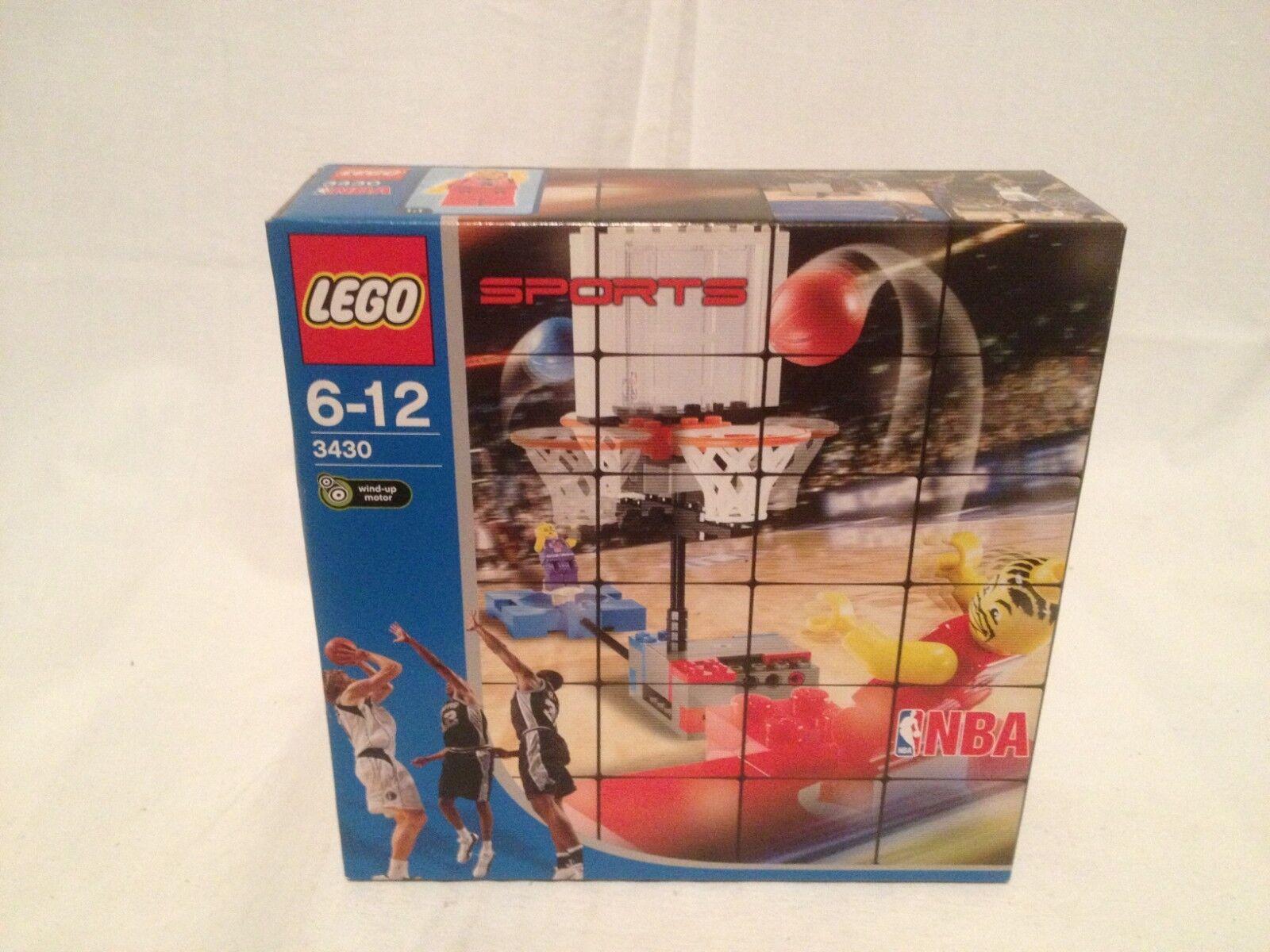 Lego Sports 3429 Et 3430 NBA 2 SET NEUF 1 édition