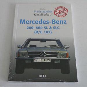 Praxisratgeber-Klassikerkauf-Mercedes-Benz-R-C-107-280-560-Sl-SLC-Ab-1971