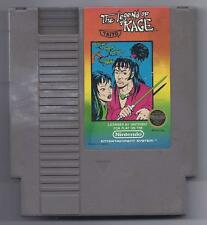 Vintage Nintendo  The Legend of Kage Video Game NES Cartridge VHTF