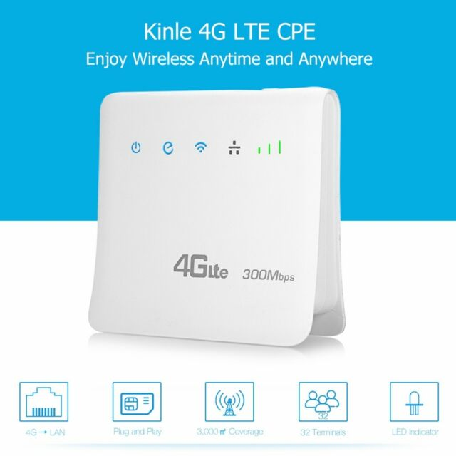 Cellphones & Telecommunications Hard-Working Brand New Hua Wei B593s-22 4g Cpe Wireless Router 4g To Lan Network Router